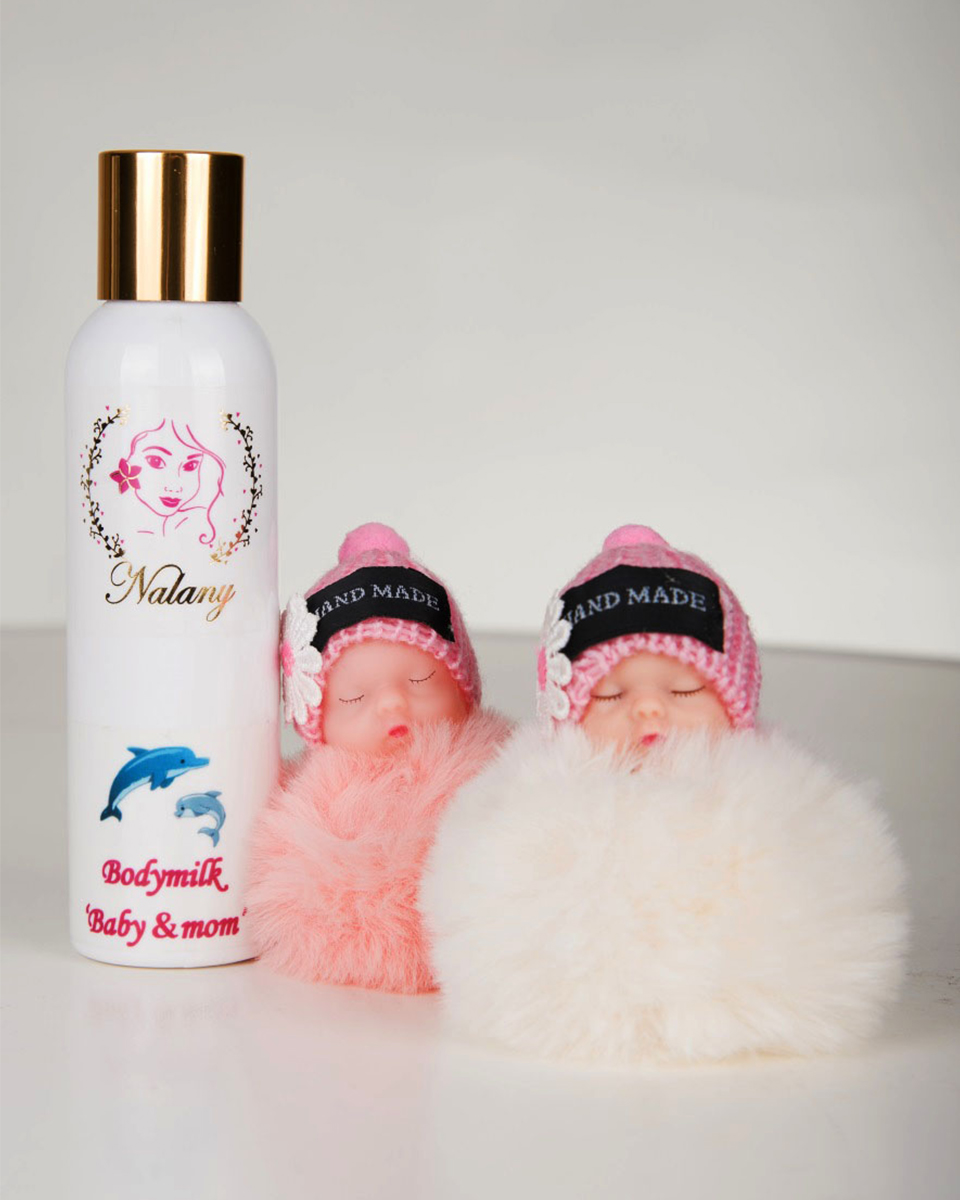 Bodymilk<br><b><i> 'Baby and mom' </b></i>